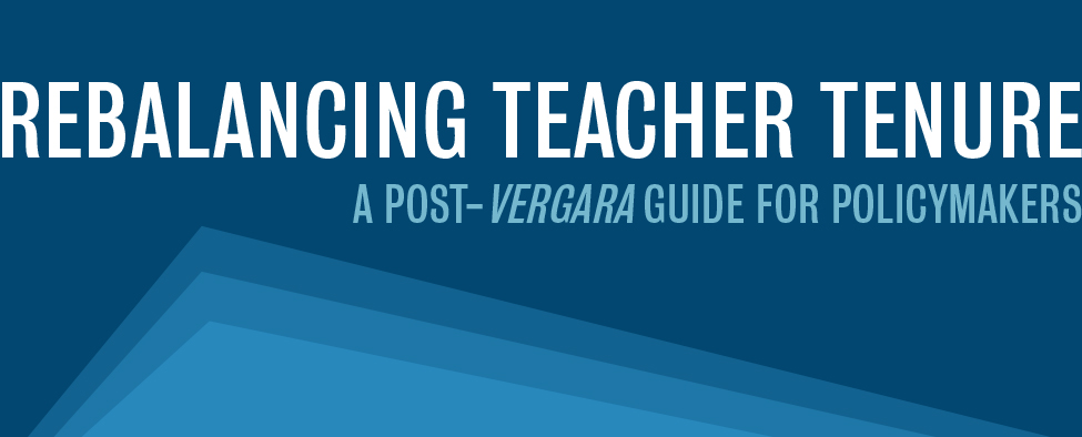 essays on teacher tenure It is time to rethink tenure many tenured professors are also excellent teachers who take the time to nurture chasing the lit mag photo essay, 6 what others.