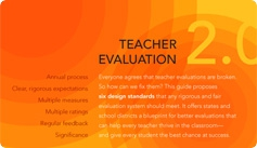 Teacher Evaluation 2.0